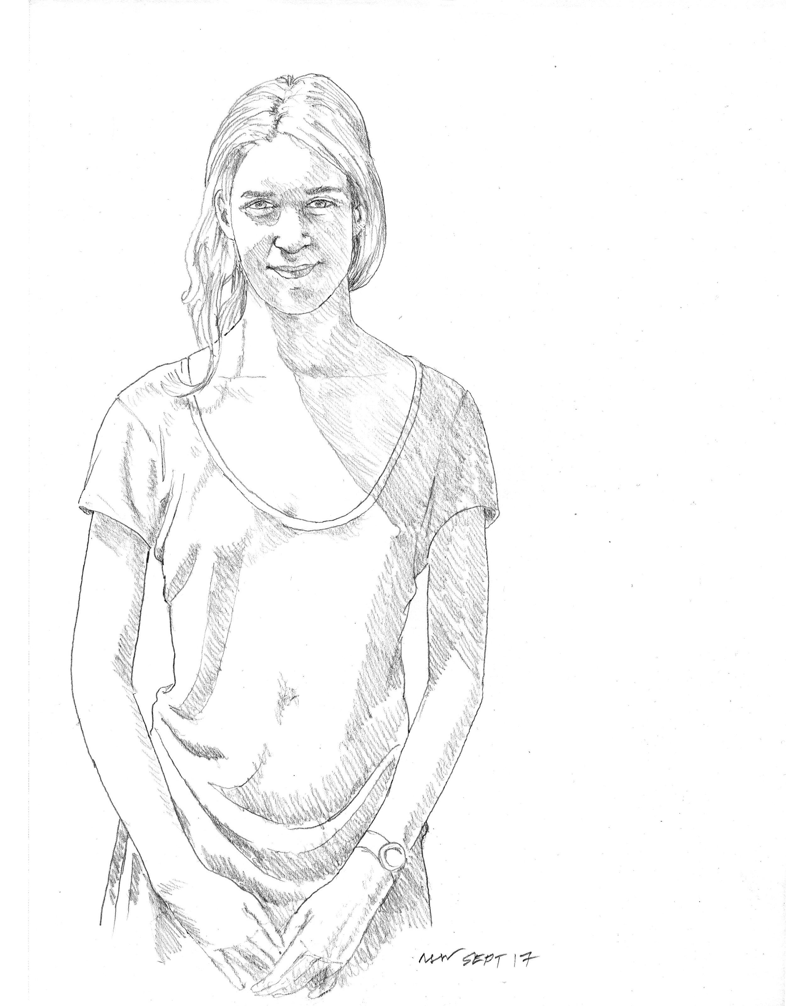 2017 Sept November sketches