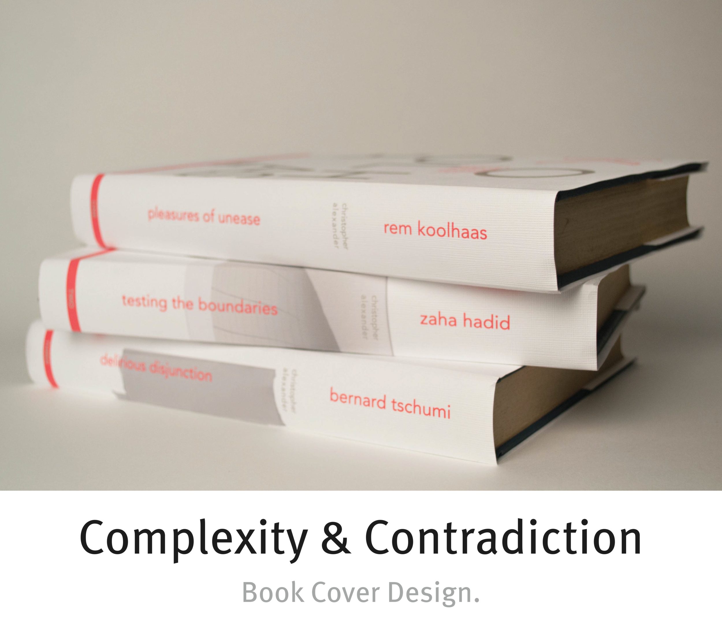 Complexity & Contradiction