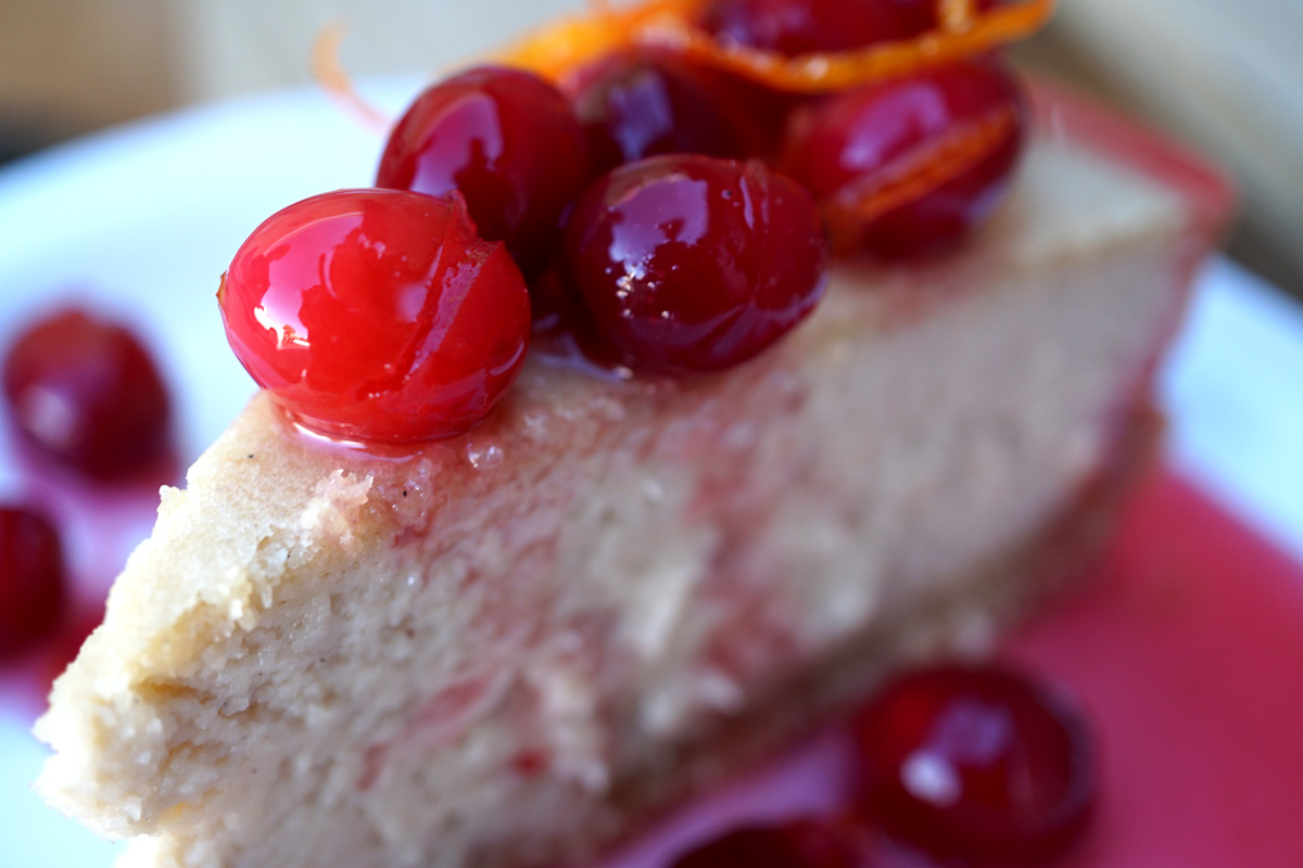 Cranberry Orange Compote