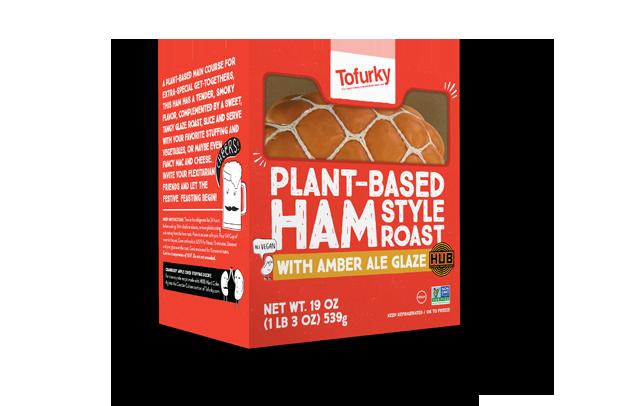 … or get a FREE Tofurky Ham-Style Roast!