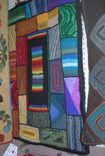 Emily's rugs.