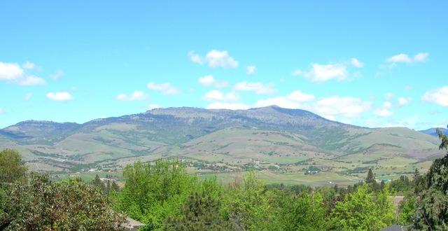 Grizzly Peak-Ashland, Oregon