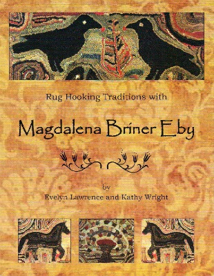 The definitive book on the life and work of Magdalena Briner Eby by Evelyn Lawrence and Kathy Wright.