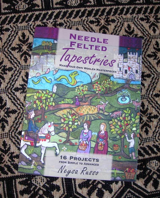 Get your name in the dye pot for a chance to win this new book!
