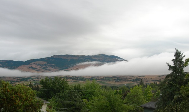 Grizzly Peak, Ashland, Oregon. What a view!