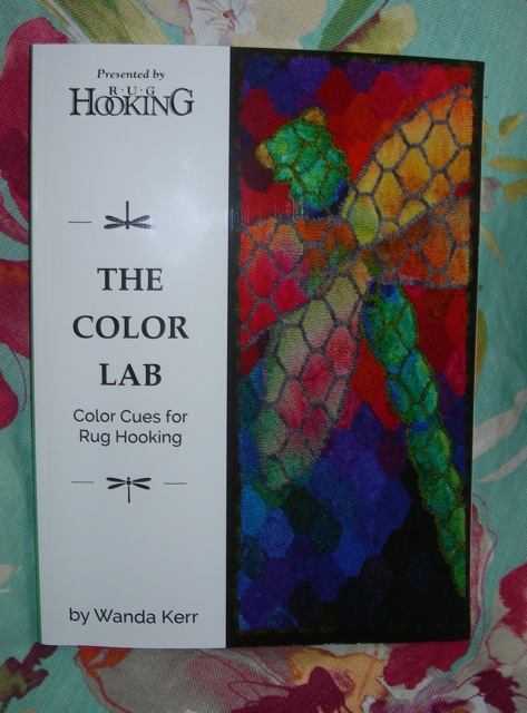 Be sure to get your name in the dye pot for a chance to win this book!