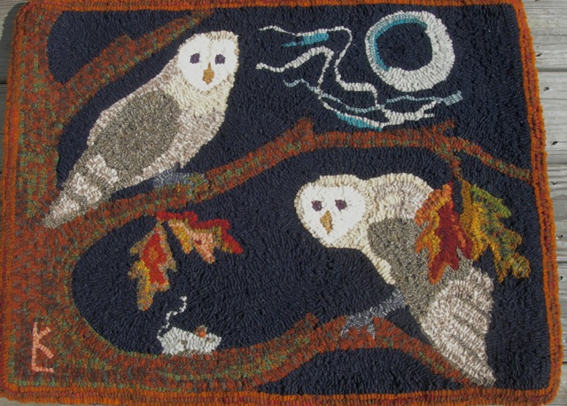 Emma's Owls - [pattern not available]