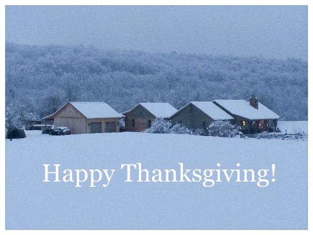 Thanks to Britta Schatz for this photo taken in 2014. I love the blue snow/purkinje effect.