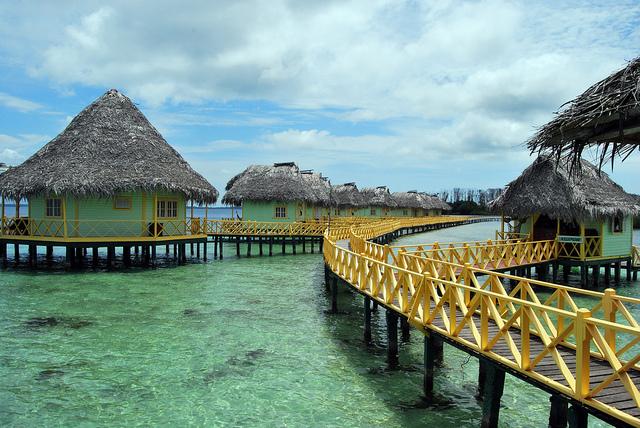 PUNTA CARACOL, BOCAS DEL TORO ISLAND, PANAMA
