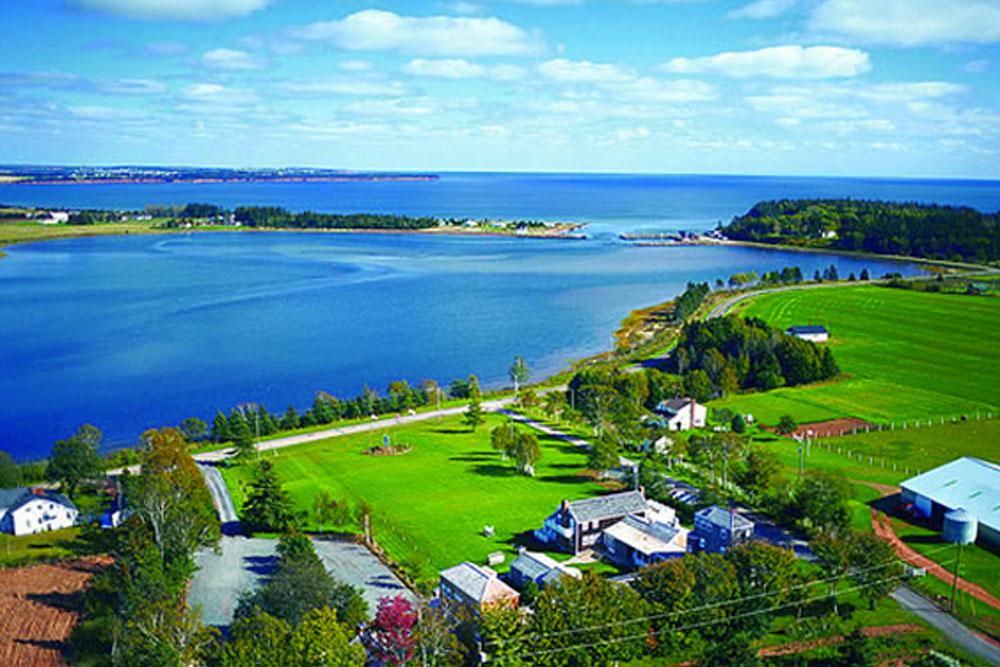 INN AT BAY FORTUNE, PRINCE EDWARD ISLAND, CANADA