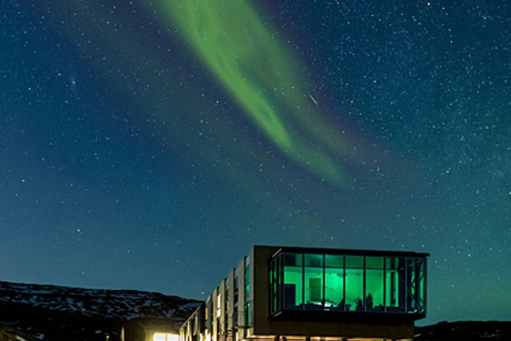 ION HOTEL, THINGVELLIR NATIONAL PARK, ICELAND