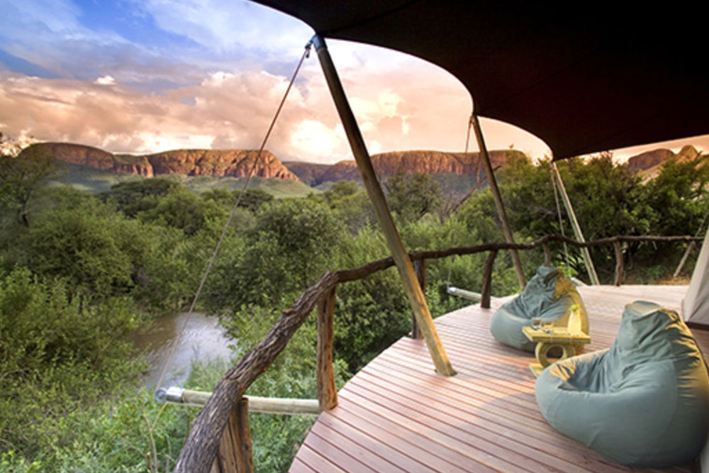MARATABA SAFARI LODGE, MARAKELE NATIONAL PARK, THABAZIMBI, SOUTH AFRICA