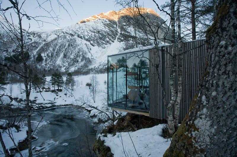 Image property of Juvet Landscape Hotel