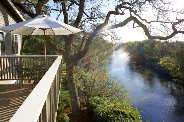 MILLIKEN CREEK INN AND SPA, NAPA VALLEY, CALIFORNIA, USA