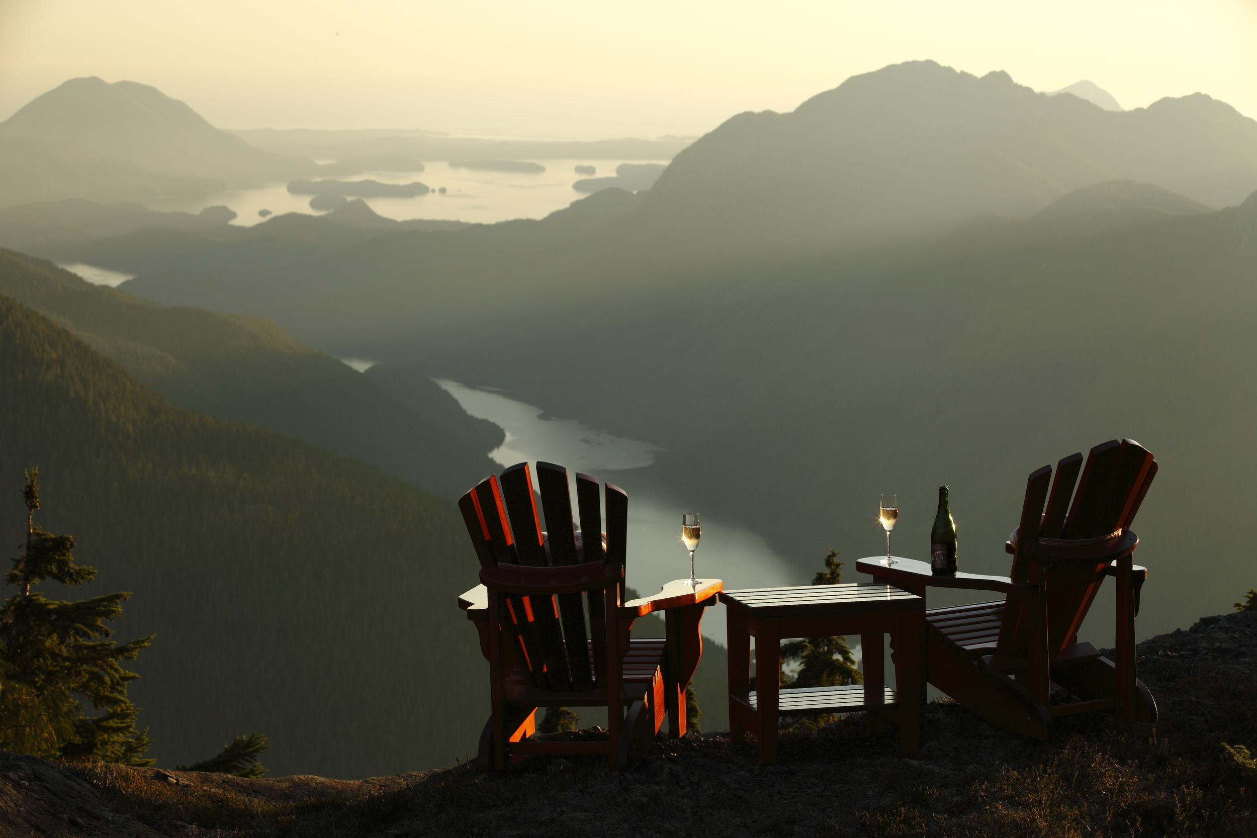 Image property of Clayoquot Wilderness Retreat