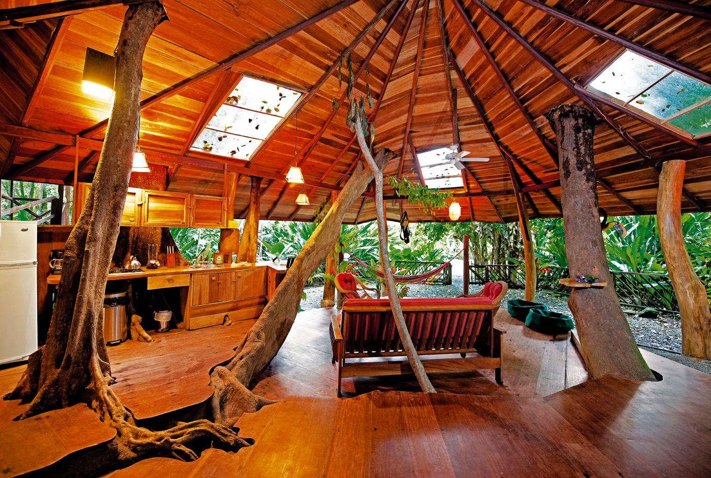 Image property of Tree House Lodge