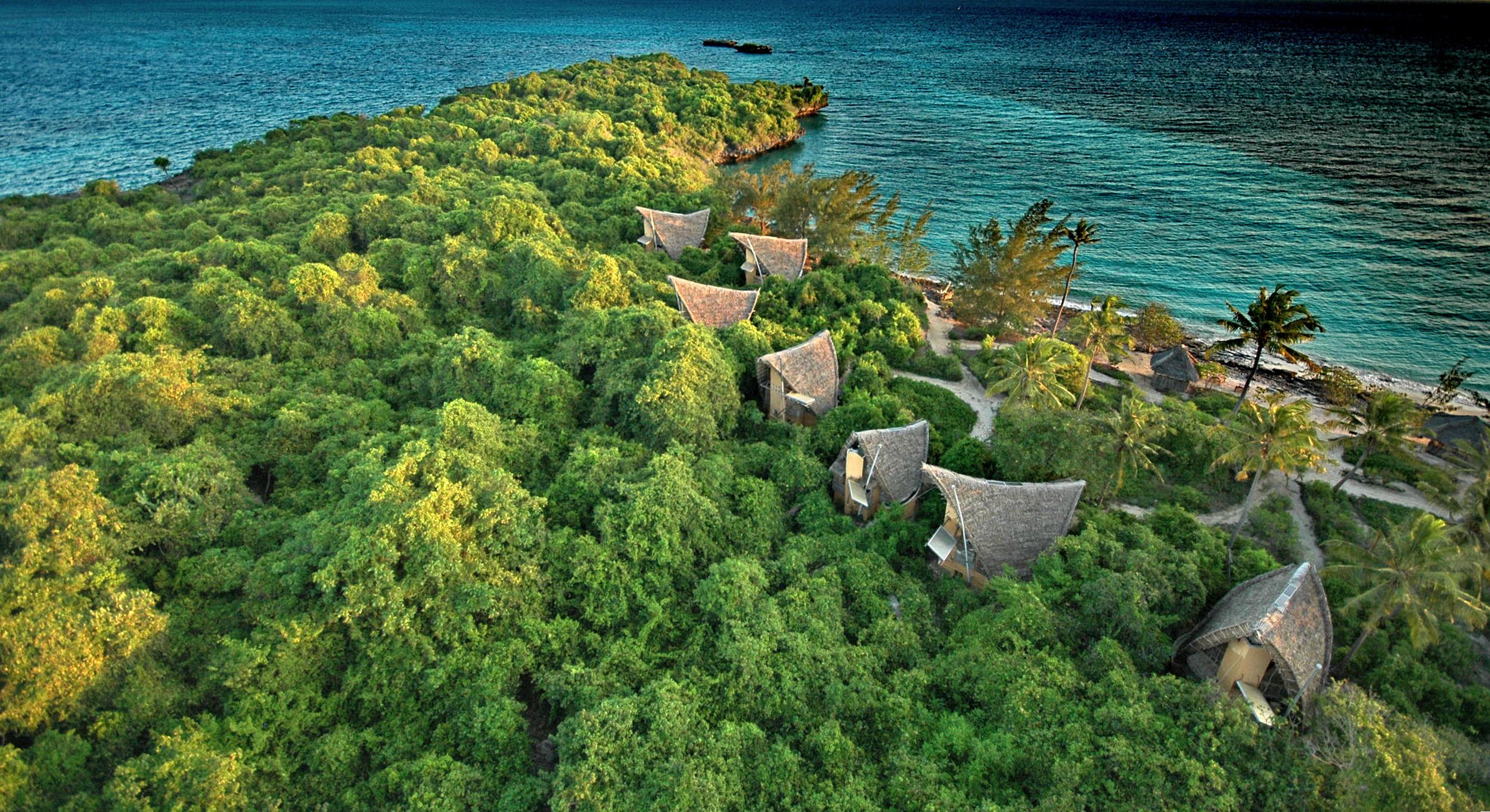 Image property of Chumbe Island