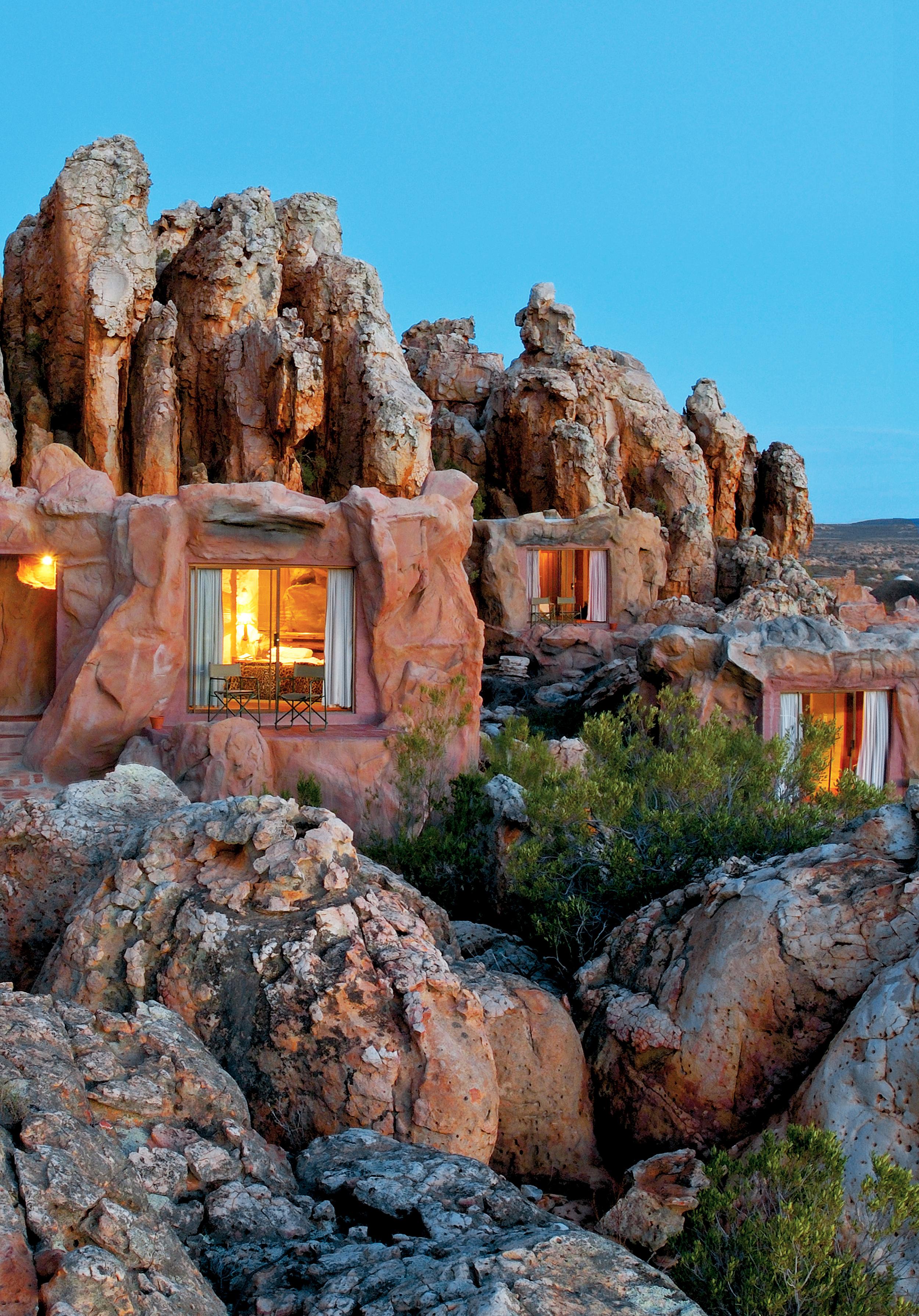 Kagga Kamma - SOUTH AFRICA