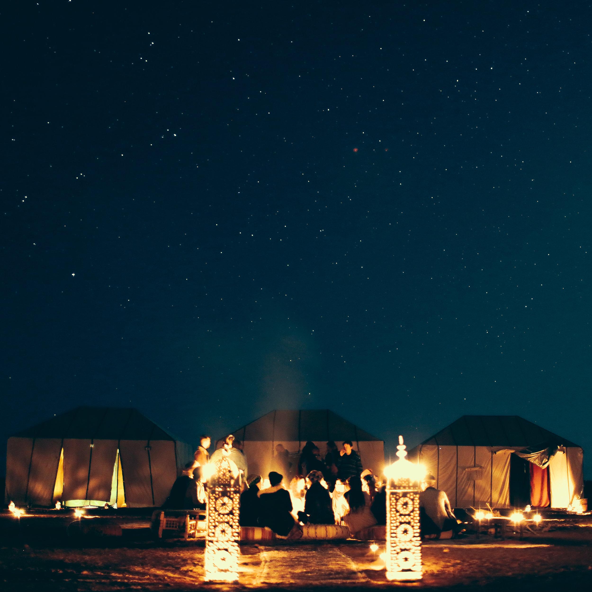 Image property of Camp Adounia