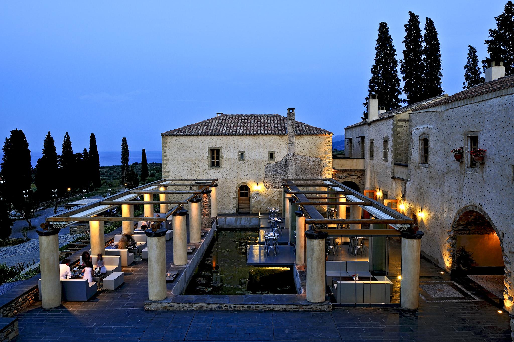 The Kinsterna Hotel - GREECE