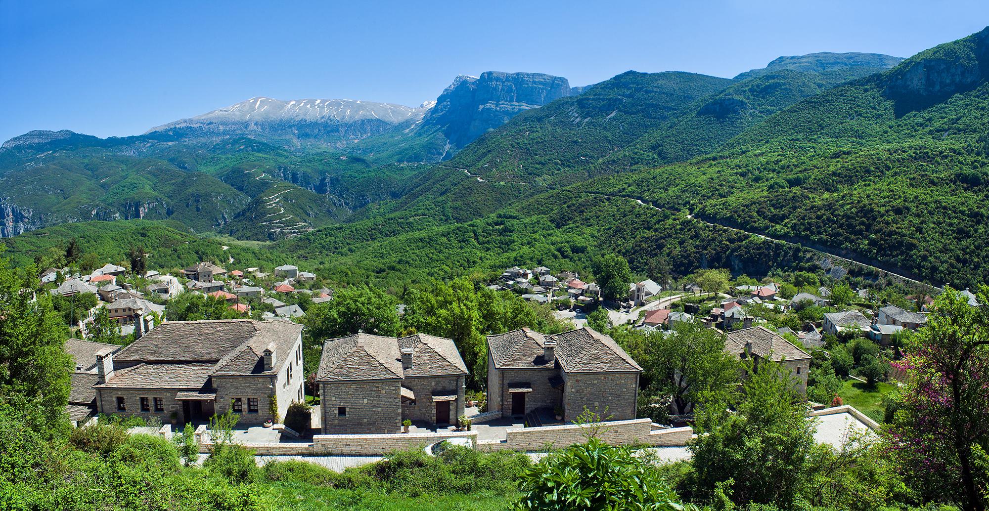 Aristi Mountain Resort & Villas - GREECE