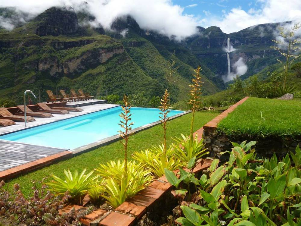 Photo property of Gocta Andes Lodge