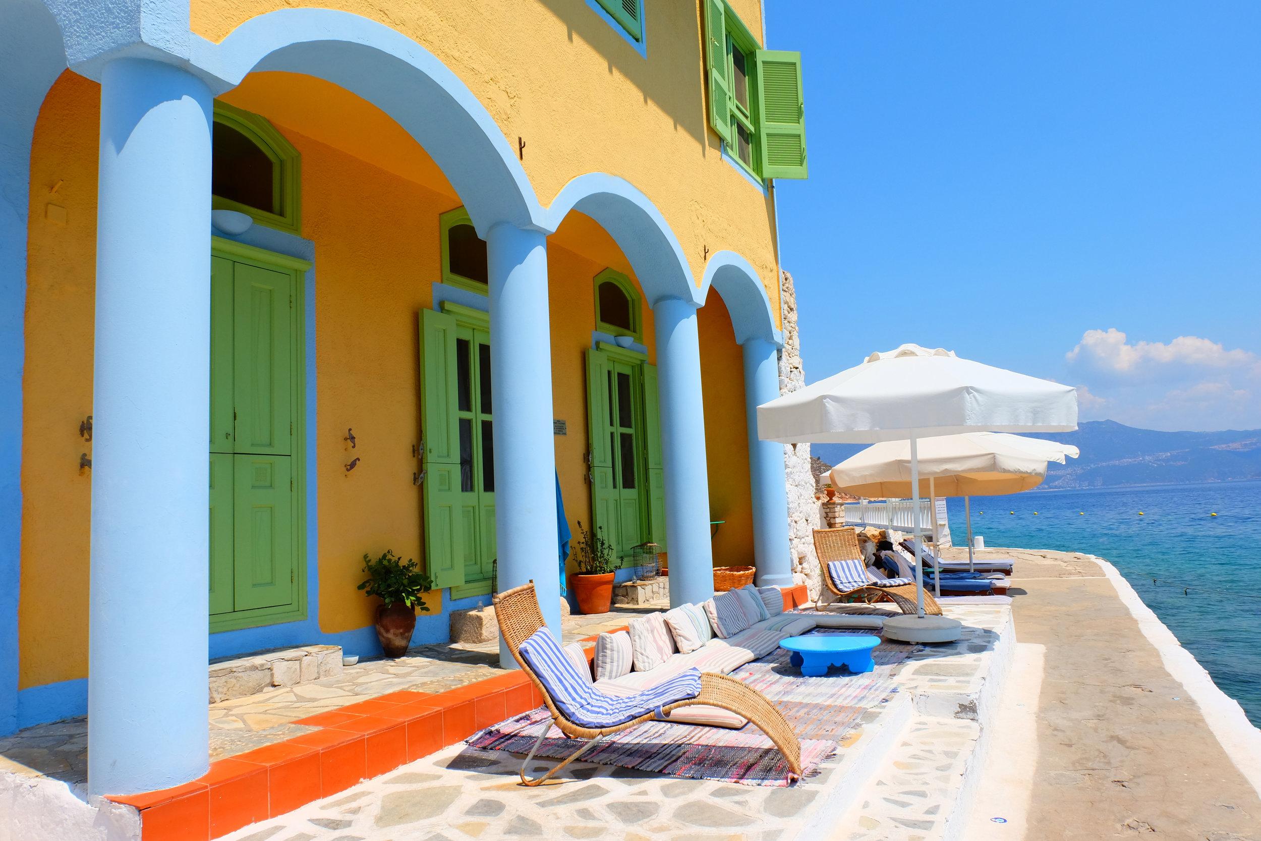 Mediterraneo Kastellorizo - GREECE