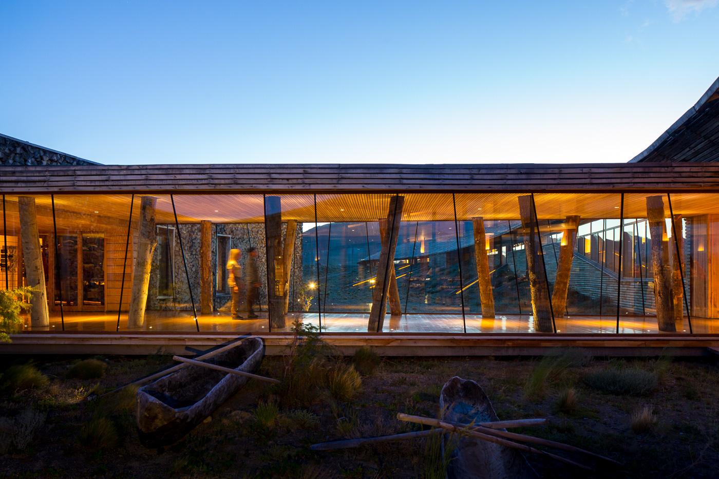 Tierra Patagonia walkway evening.jpg