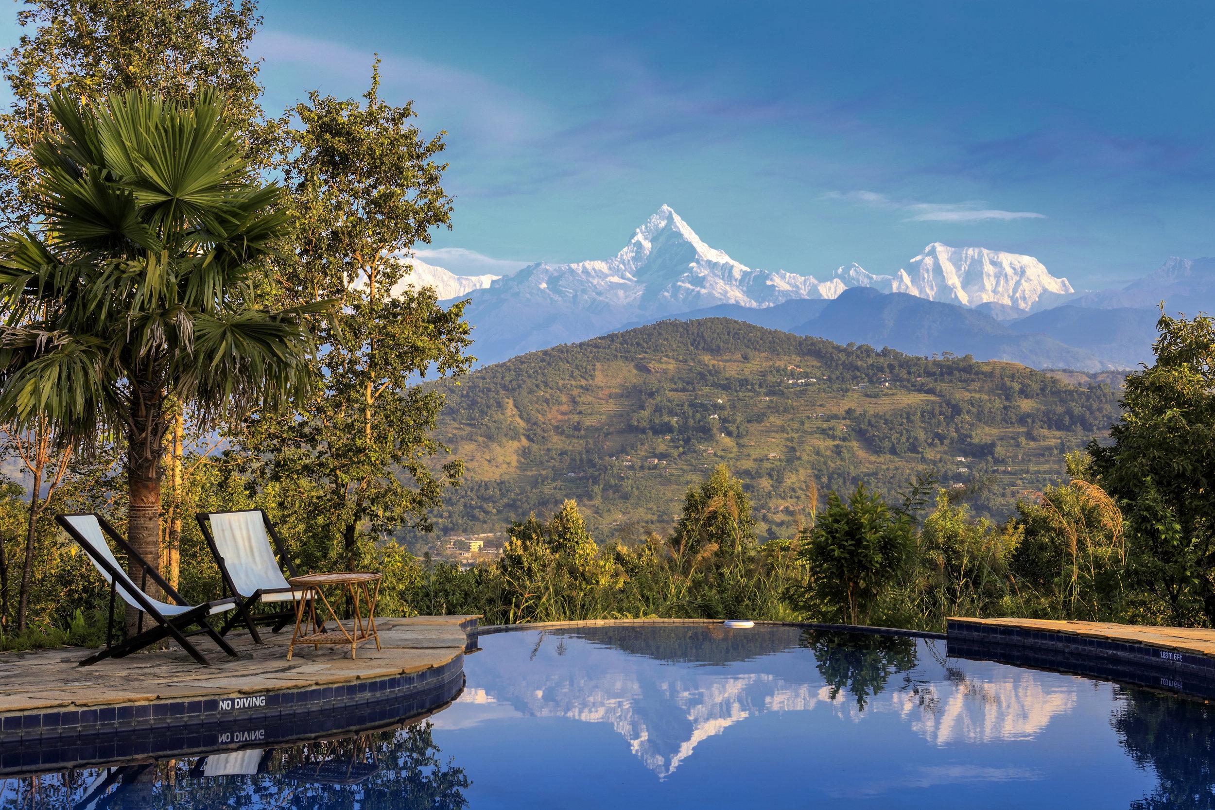 Tiger Mountain Pokhara Lodge - NEPAL