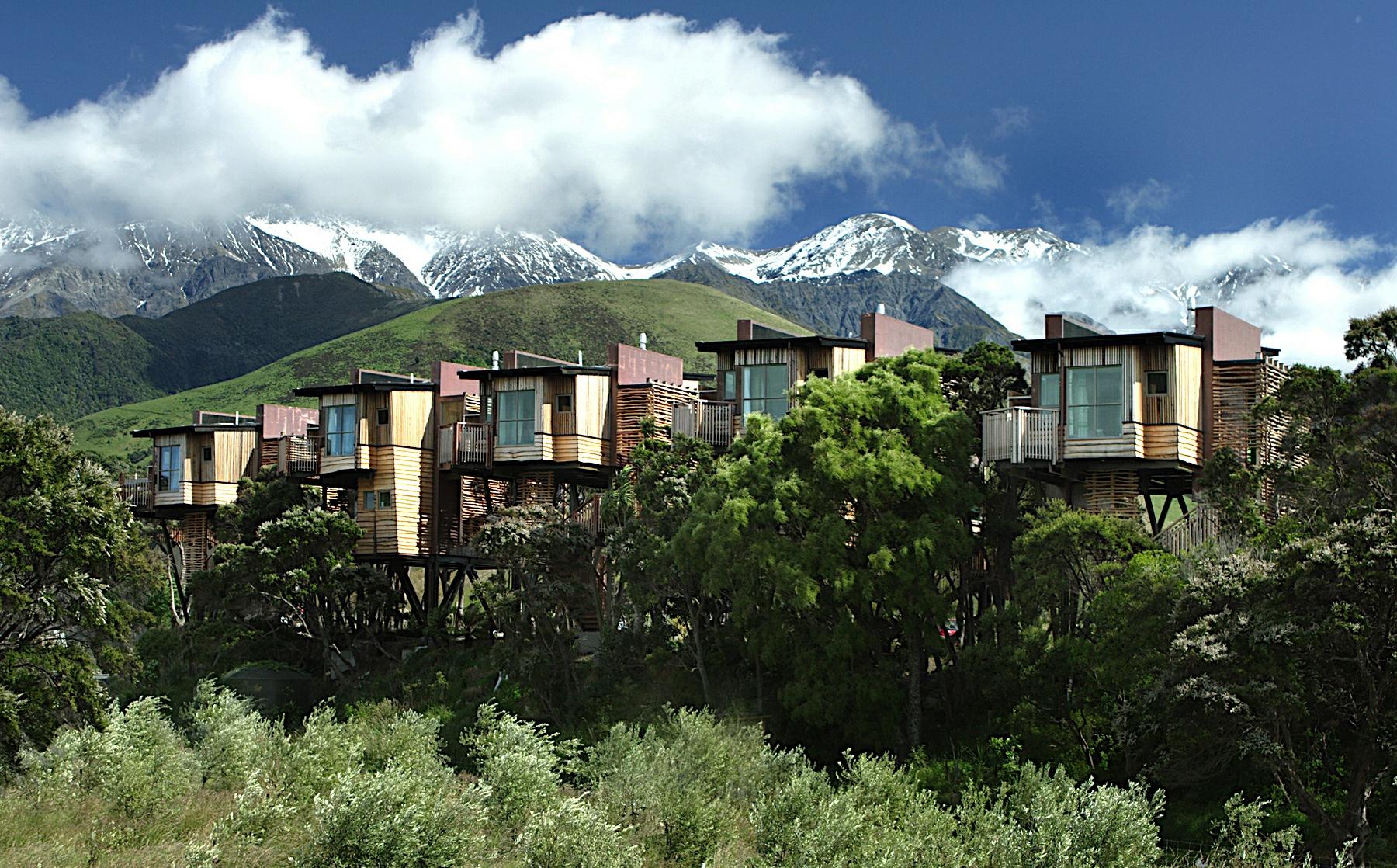 Hapuku Lodge - NEW ZEALAND
