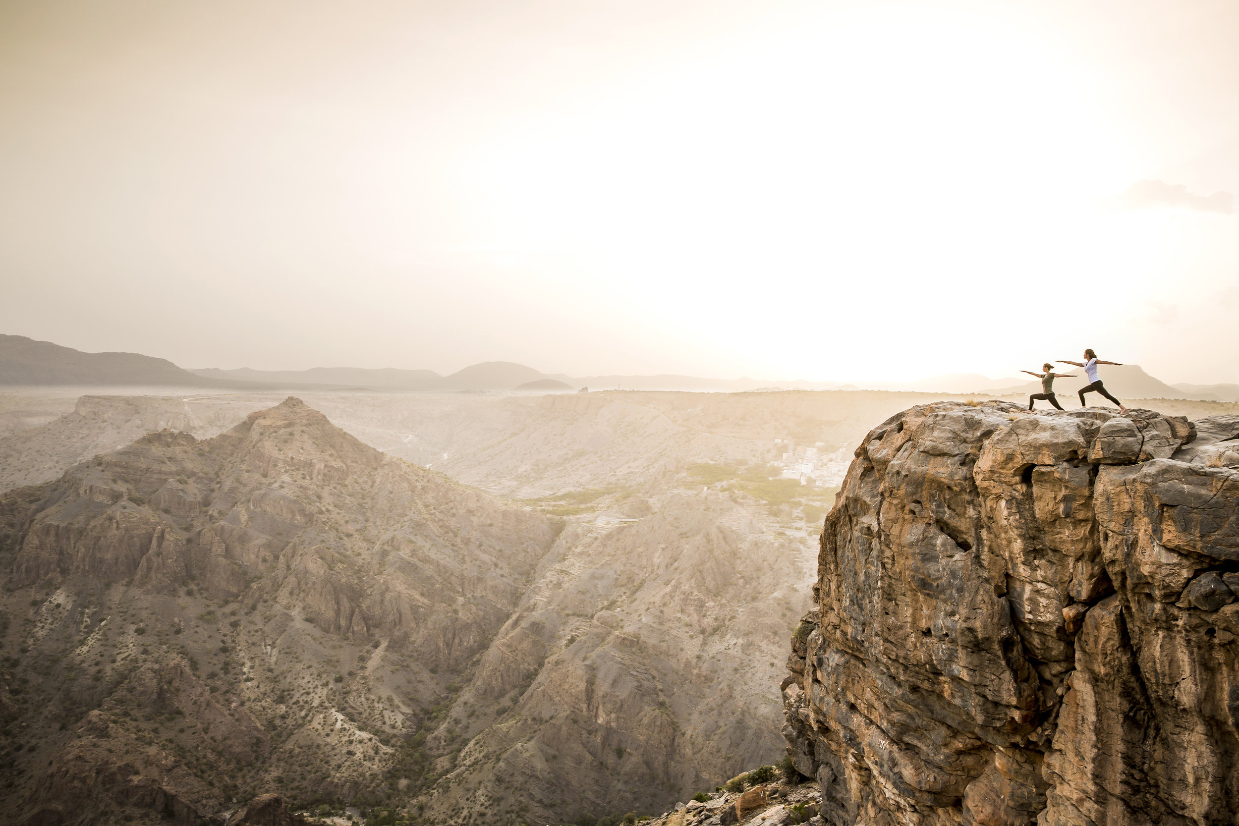 Anantara Al Jabal Al Akhdar Resort - Recreation - Yoga 01.jpg