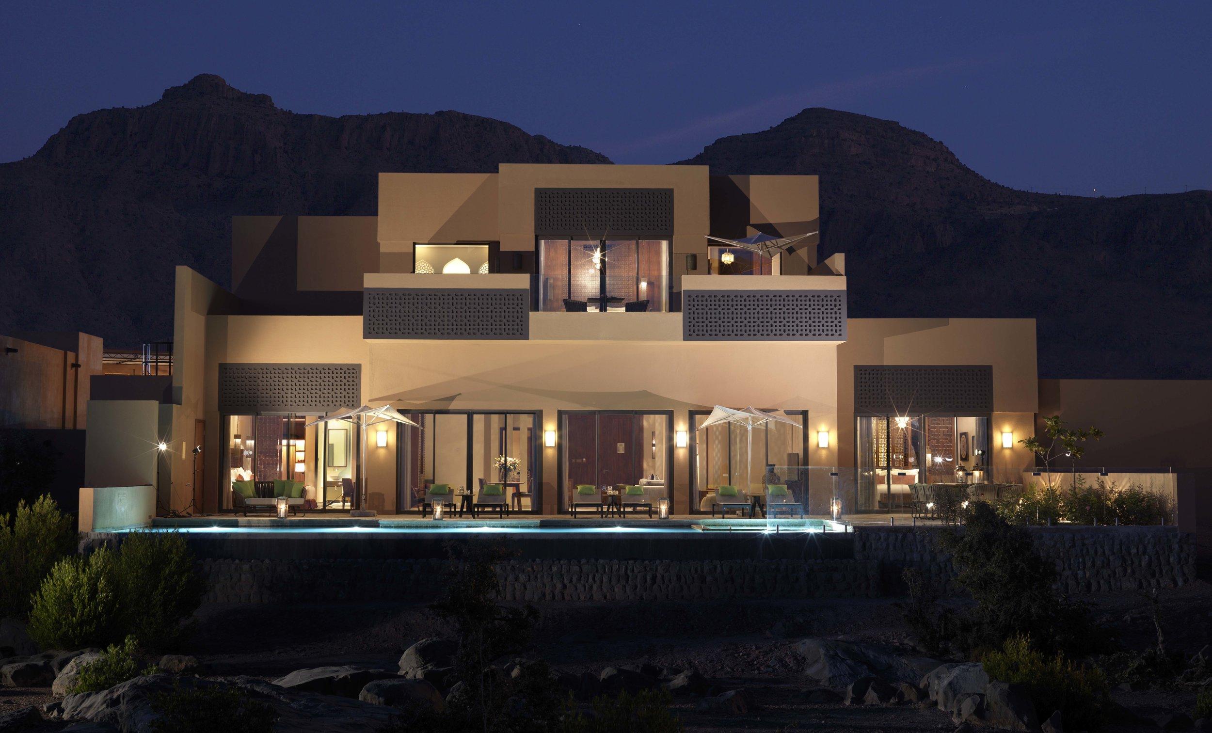 Anantara Al Jabal Al Akhdar Resort - Royal Mountain Villa Exterior.jpg
