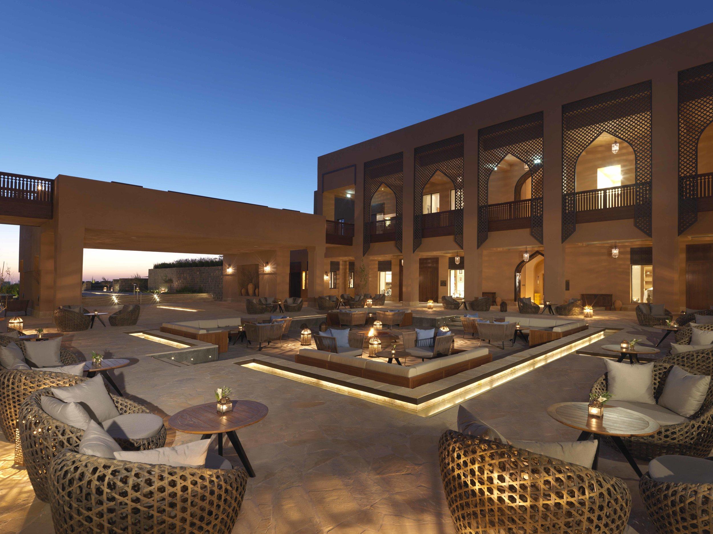 Anantara Al Jabal Al Akhdar Resort - Courtyard.jpg