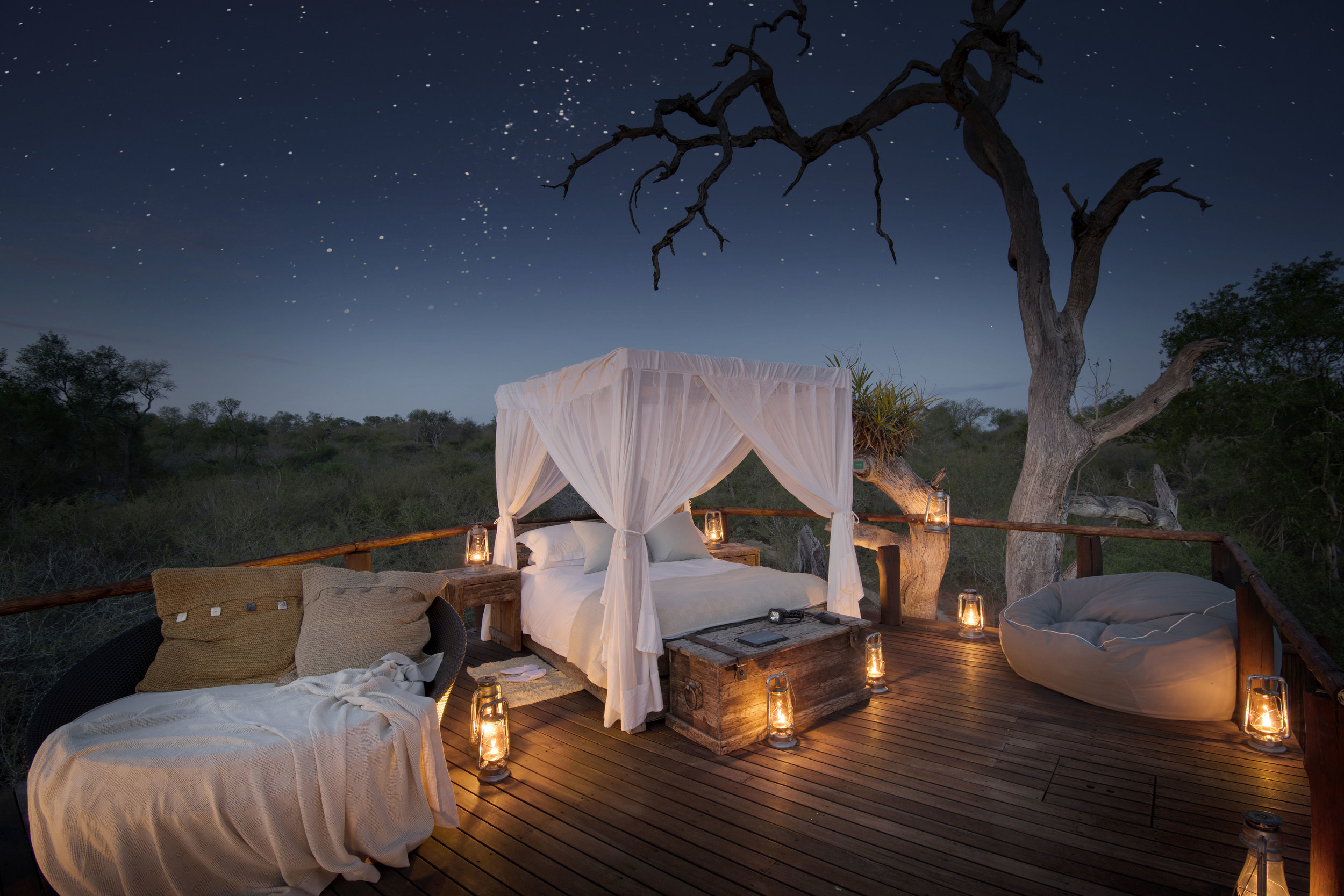 Lion Sands Game Reserve - SOUTH AFRICA