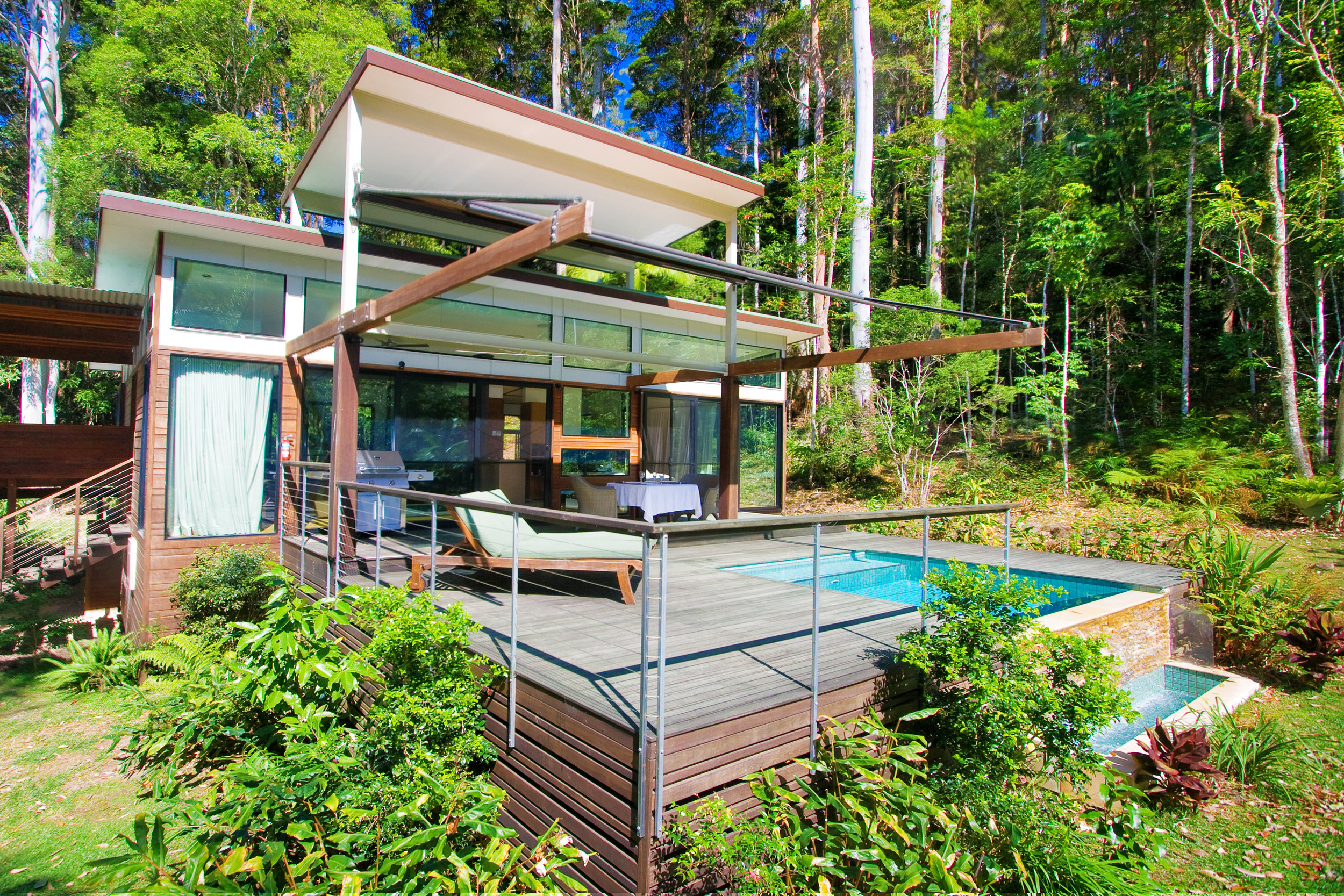 Crystal Creek Rainforest Retreat - AUSTRALIA