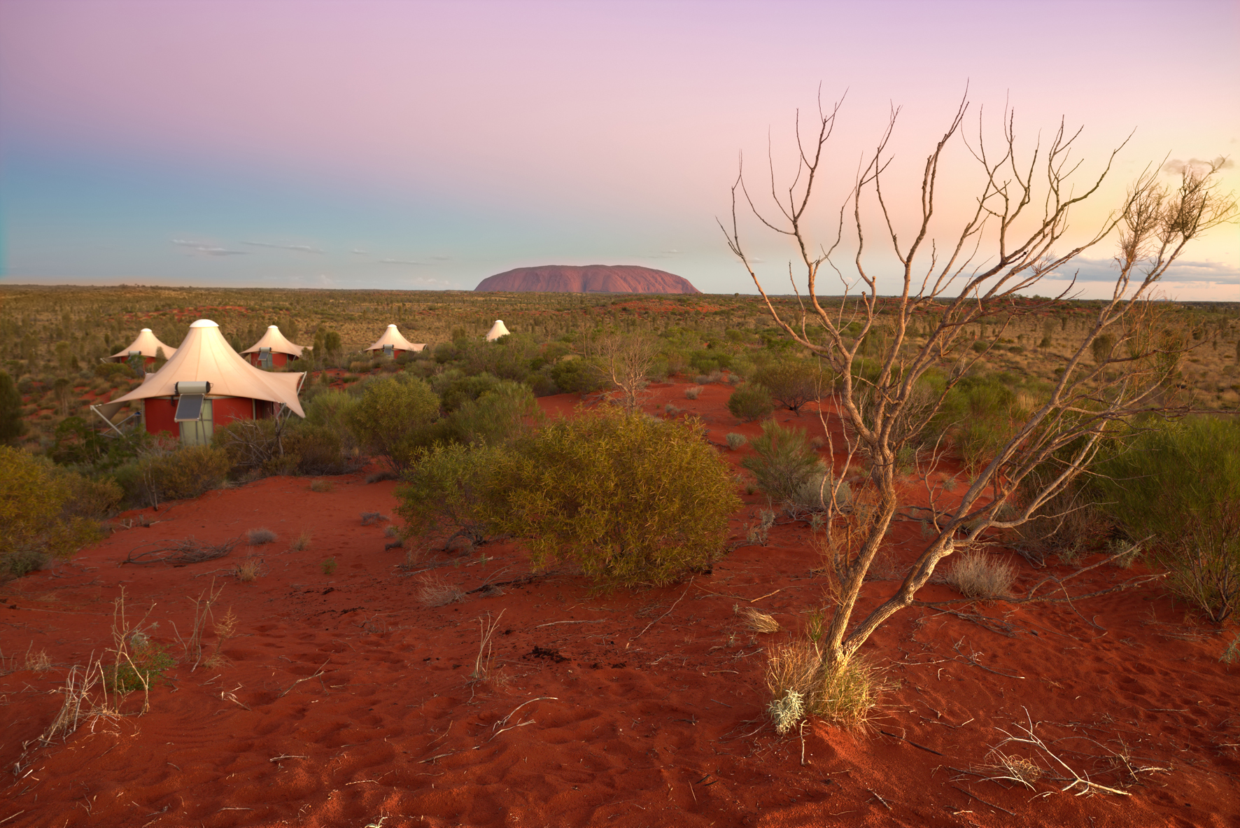 Longitude 131 - AUSTRALIA