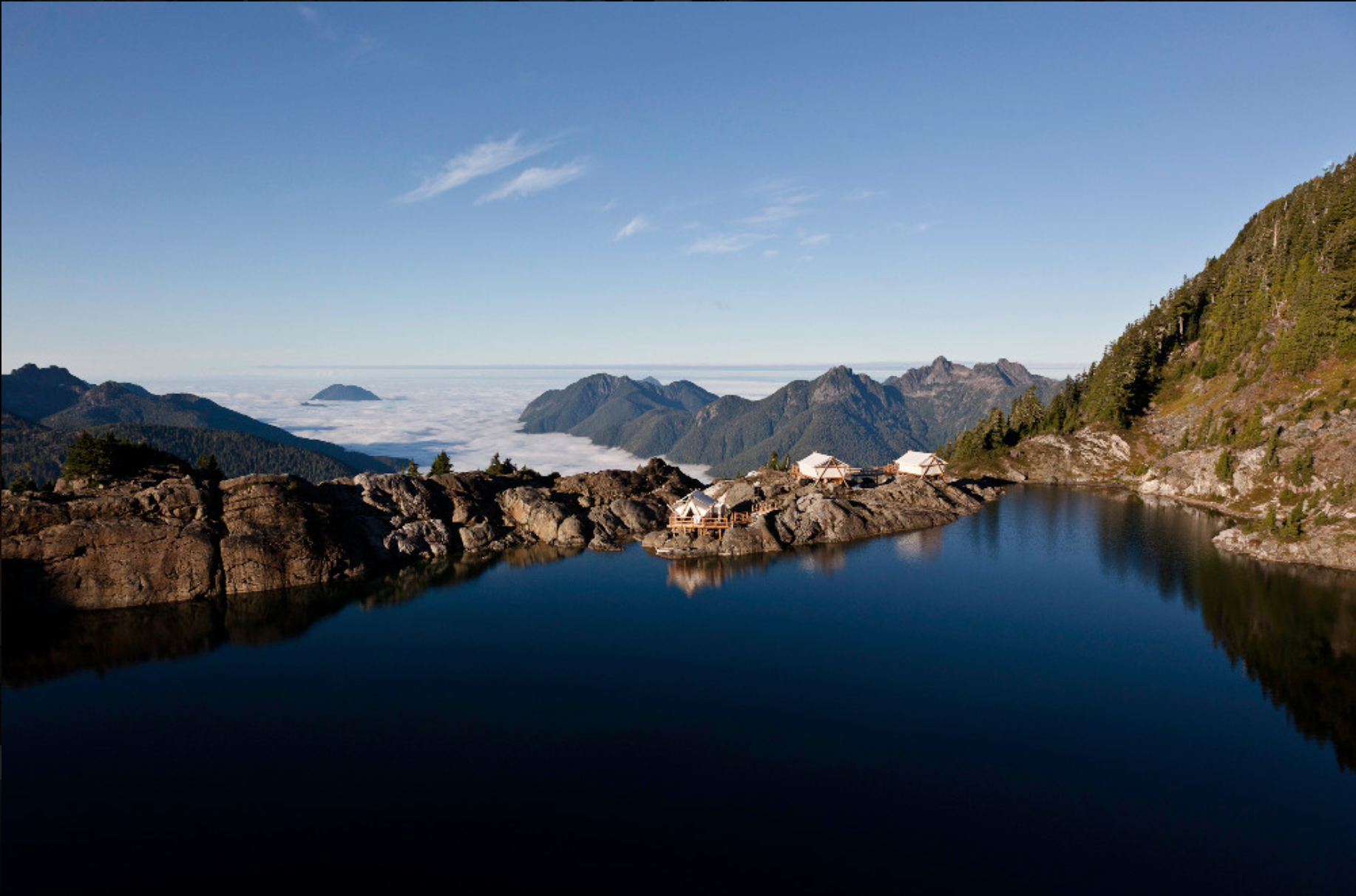 Clayoquot Resort - BRITISH COLOMBIA