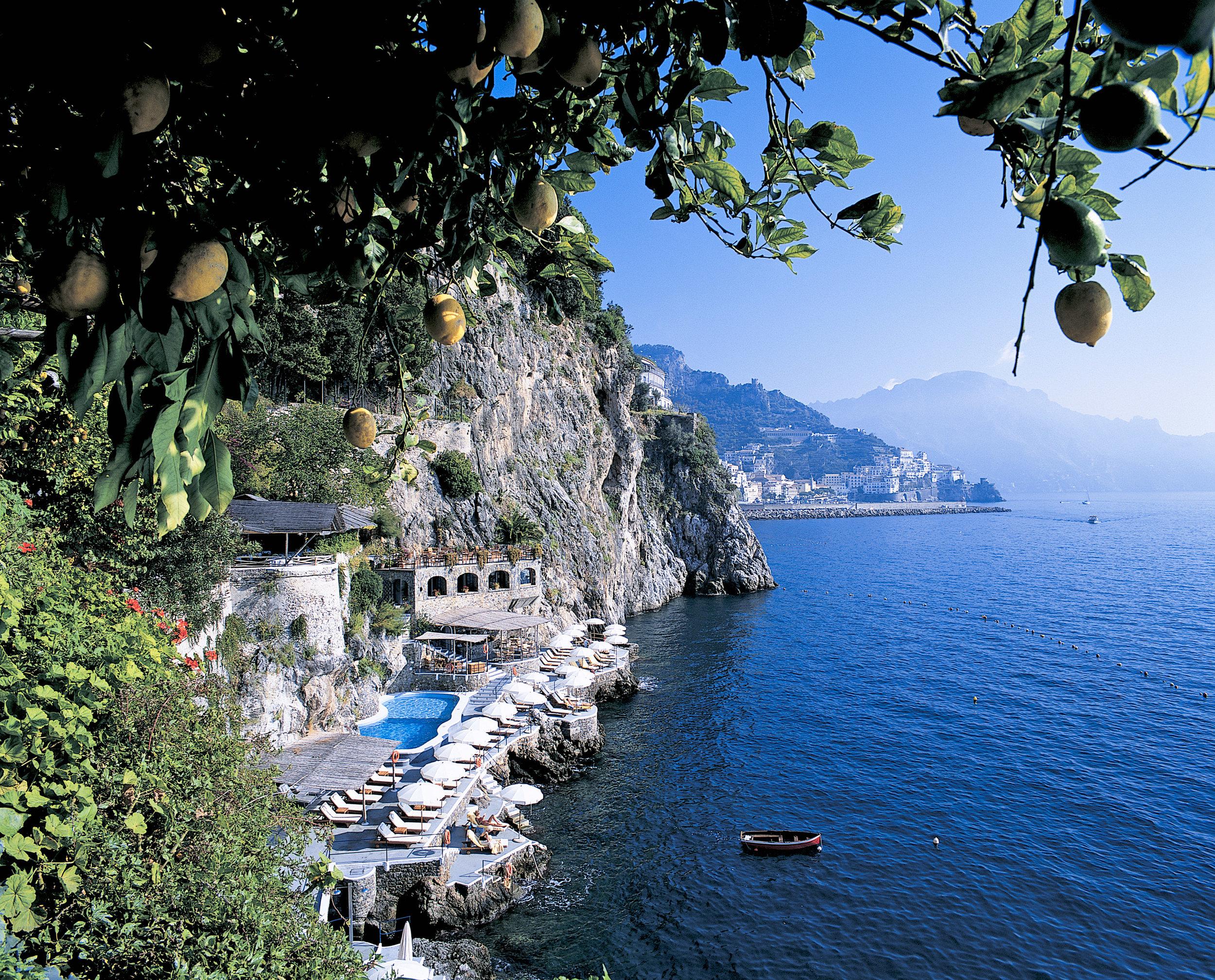 Santa Caterina - AMALFI COAST