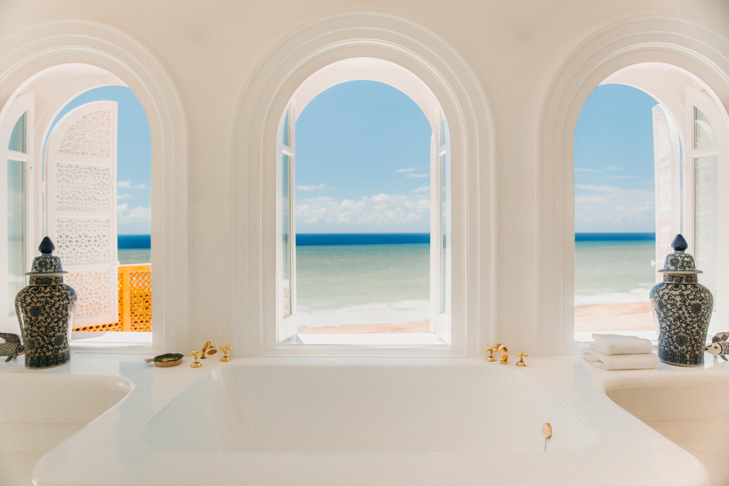 Room + Coast. Photo property of Cuixmala.