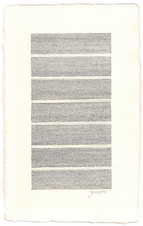 """Six Horizontal Lines"""