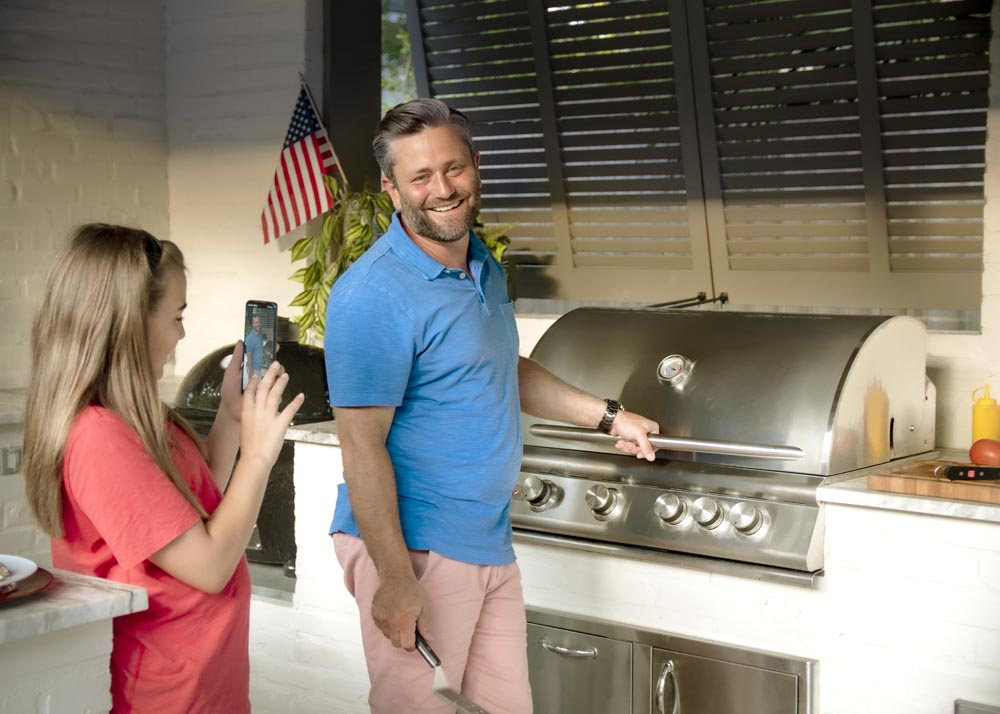BBQGuys-Dad-with-Blaze-grill