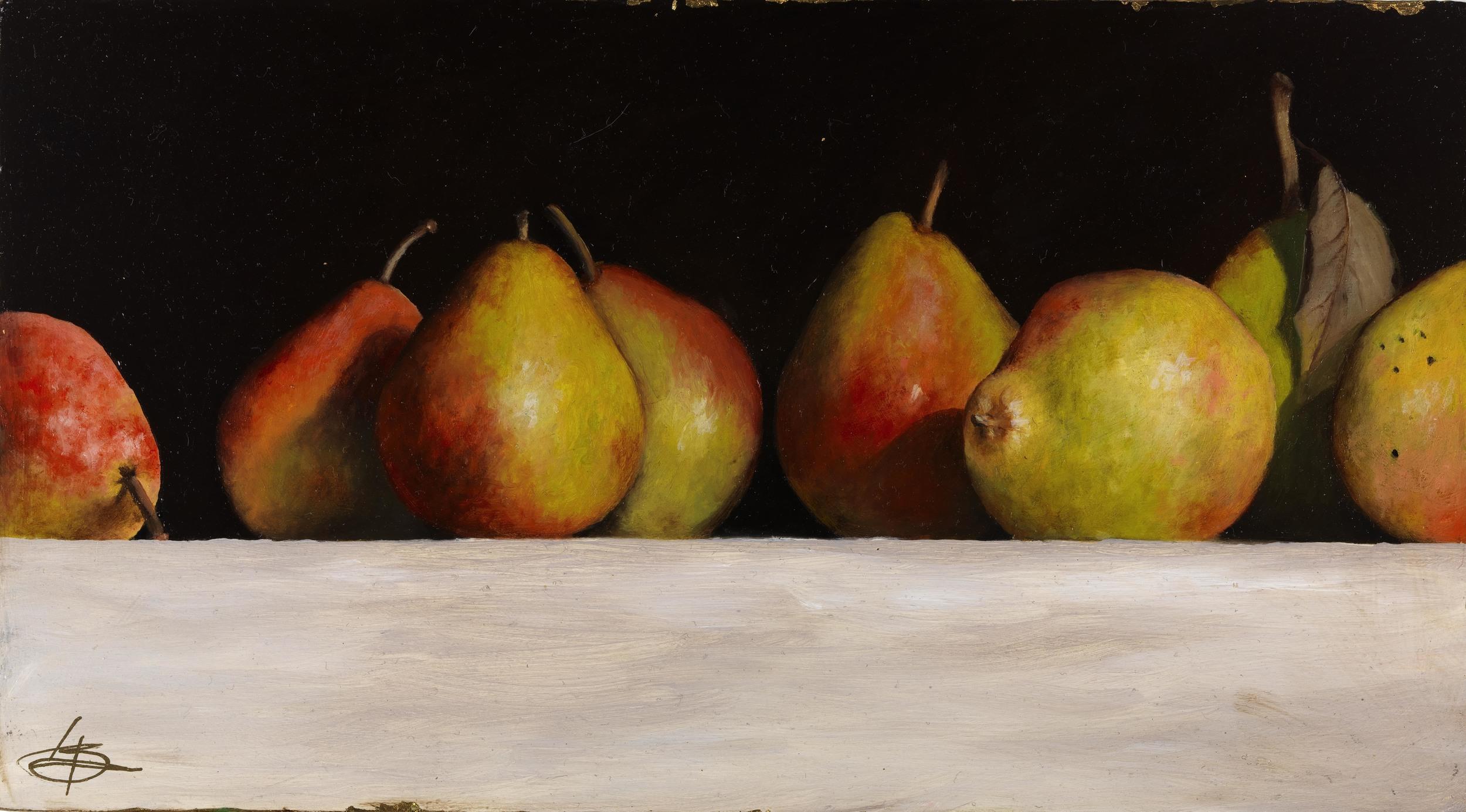 Seckel Pears, Scott Farm, VT
