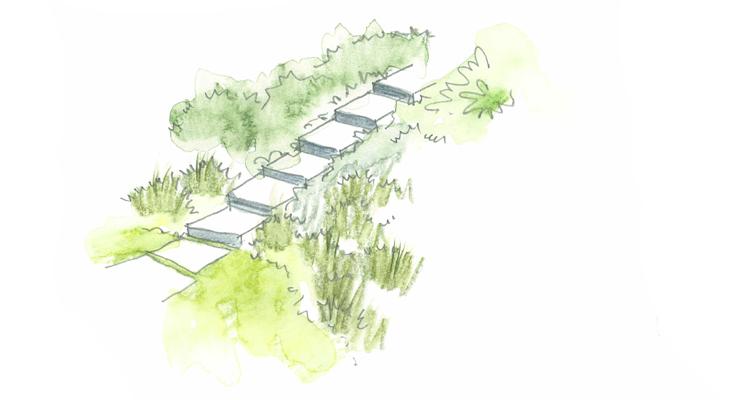 21. Design Class: Garden Steps