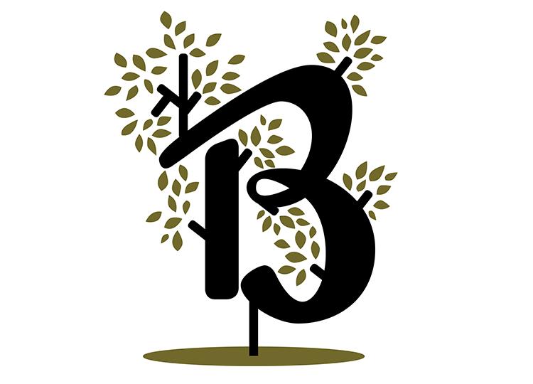 Typographic design by Nicole Phillips.