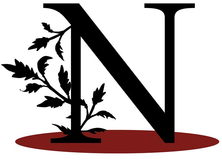 Typographic design by Nicole Phillips