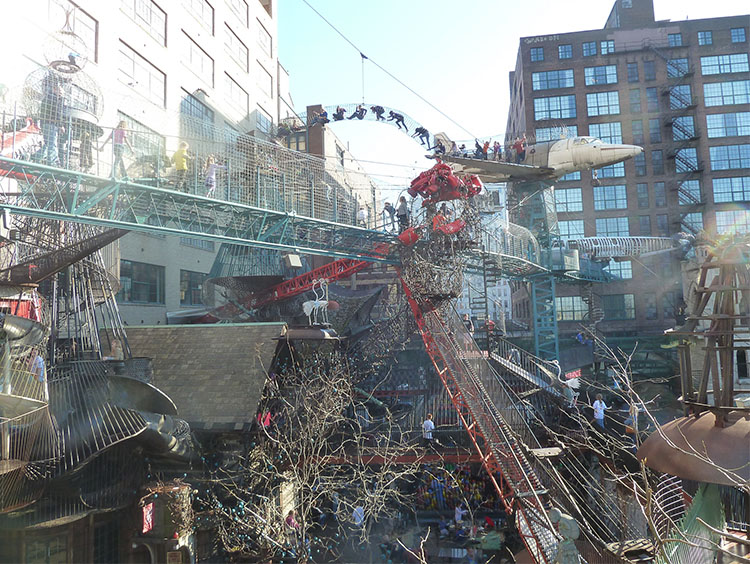 Image: City Museum, by Fuzzy Gerdes, CC BY 2.0 License via Flickr