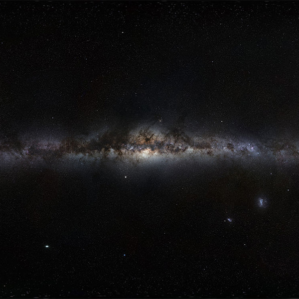 Image: Milky Way Galaxy, Wikimedia Commons
