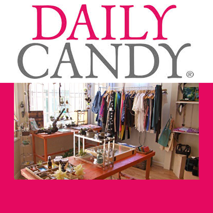DAILY CANDY  Otherwild Goods & Services Opens