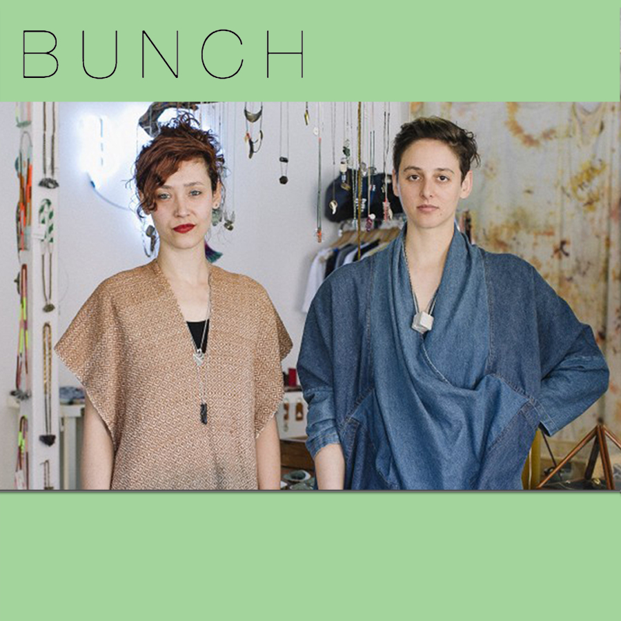 BUNCH MAGAZINE    Stockist Profile