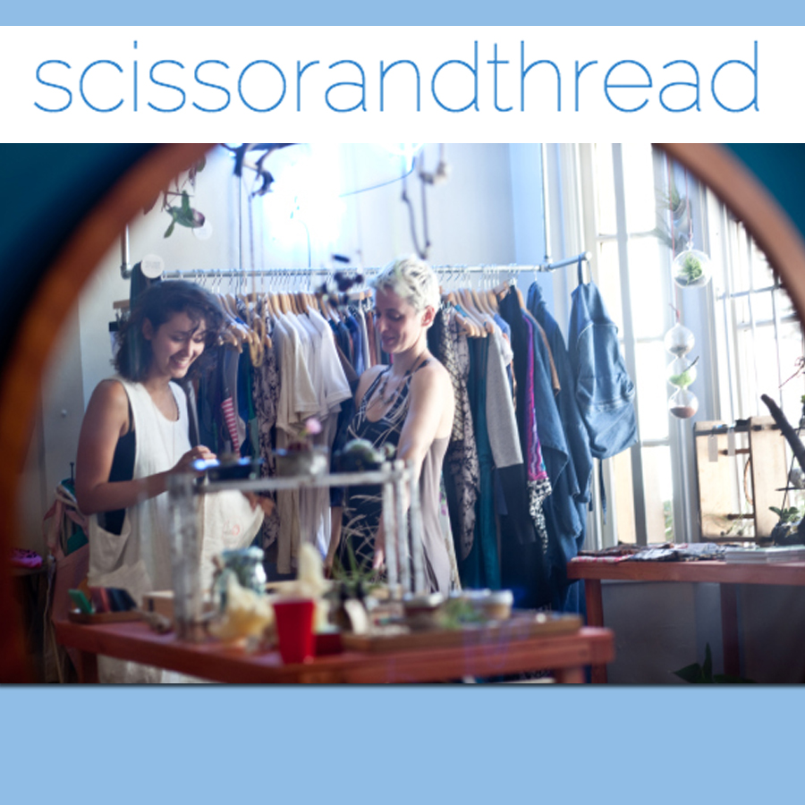 SCISSOR+THREAD  Otherwild Things
